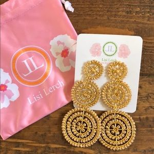Jewelry - Lisi Lerch blush statement earrings